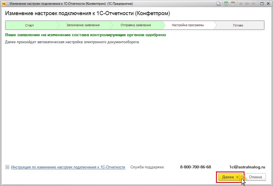 Электронная отчетность изменения порядок регистрации документов ип